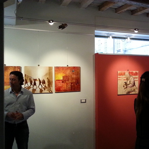 MOSTRA PERSONALE 2015